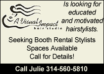 Seeking Booth Rental Stylists